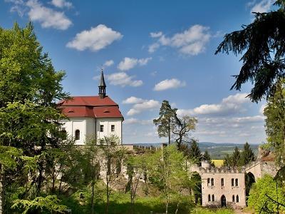 Prázdninový program na hradě Valdštejn