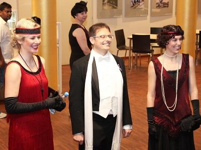Prvorepublikový městský ples v Turnově přinesl 64 tisíc pro dobrou věc