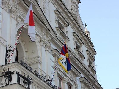 Turnov opět vyvěsí Vlajku pro Tibet