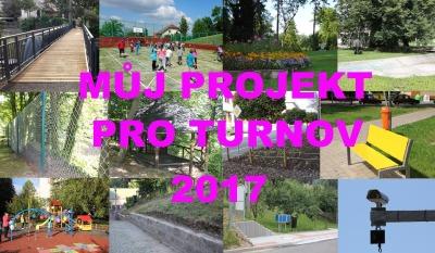 Můj projekt pro Turnov bude pokračovat i v roce 2018