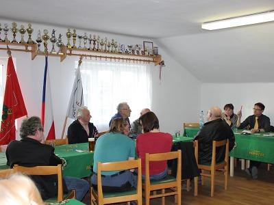 V dubnu navštívil turnovský starosta občany z Mašova