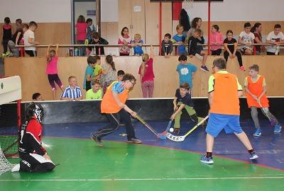 Turnovští žáci se seznámili s novými sporty