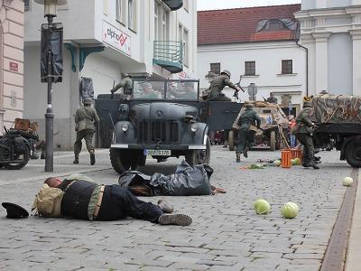 Květnová oslava konce 2. světové války připomněla i boje v Turnově