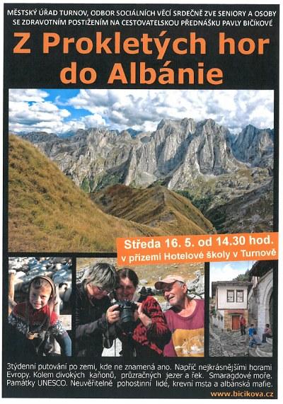 Turnovští senioři poznali krásy divoké Albánie