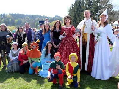 Akce Český ráj dětem se účastnilo přes pět tisíc návštěvníků