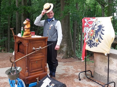 Obnovená valdštejnská pouť se po čtvrtém ročníku stává tradicí