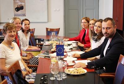 Realizace projektu mezikulturní spolupráce Turnov - Jawor zahájena