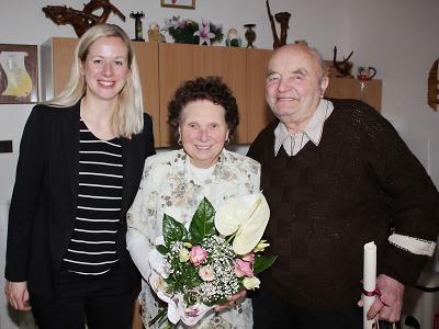 Manželé Čepelíkovi z Turnova oslavili kamennou svatbu