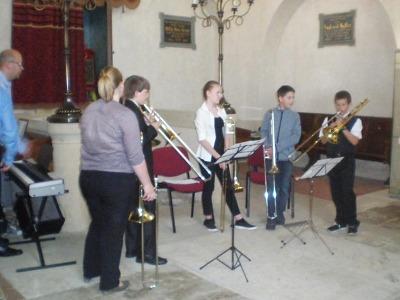 Synagoga patřila žákům ZUŠ Turnov