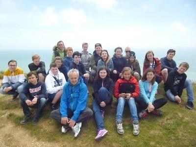 Žáci turnovské Žižkovky poznali Anglii