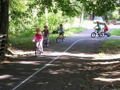 Děti z mateřských škol v Turnově se poučily o dopravní výchově
