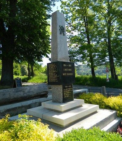 Památník v Dolánkách se dočkal opravy