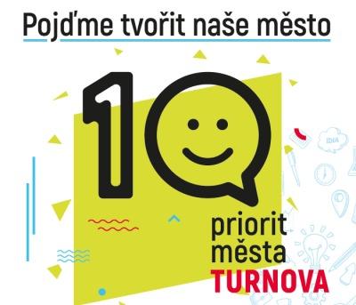 Pomozte určit priority města Turnova