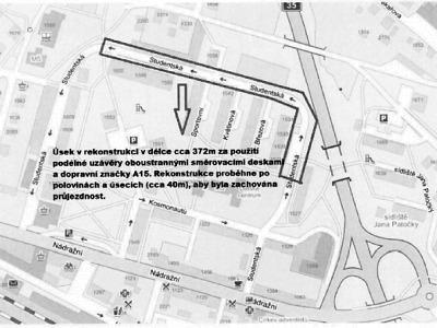 Sídliště U Nádraží v Turnově prochází pátou etapou regenerace