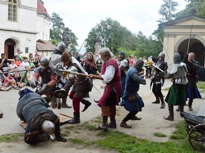 Zažijte středověk na Valdštejně