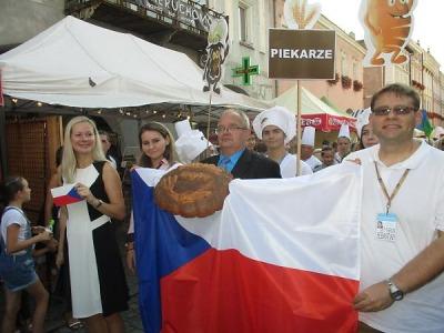 Poslední srpnový víkend patřil v Jaworu slavnostem chleba a perníku