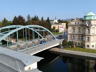 Druhý ročník Dne architektury v Turnově se zaměřil na řeku Jizeru