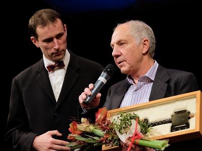 Při oslavách 28. října ocenili osobnosti Turnova i švédské Alvesty