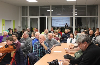 Turnovský starosta uzavřel setkávání s občany v Turnově II