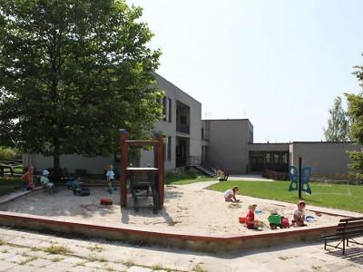 Stavební práce v Mateřské škole Zborovská Turnov byly zahájeny