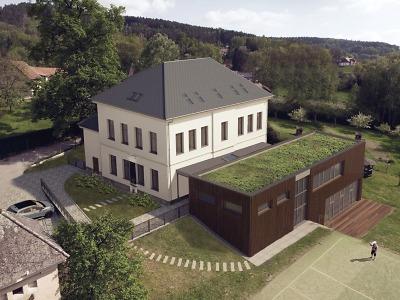 Rekonstrukce Základní školy Mašov začne 1. května 2020