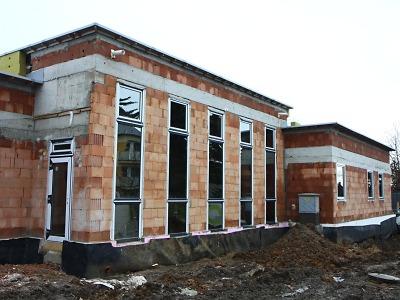 Výstavba Alzheimer centra v Turnově běží podle plánu