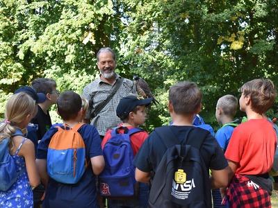 Čtvrťáci z turnovských škol putovali po památkách