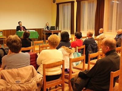 Starosta Turnova diskutoval s občany v Daliměřicích