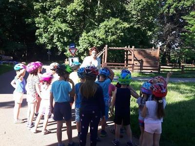 Předškoláci v Turnově prošli dopravní výchovou