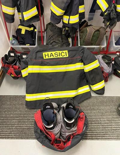 Turnovští hasiči mají nové ochranné prostředky