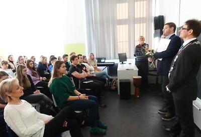Medaili starosty města Turnov obdržel novinář Jindřich Šídlo