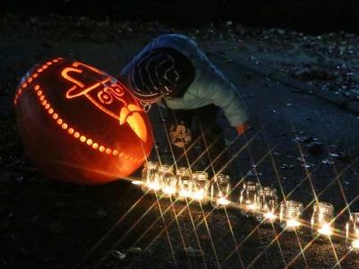 Lampionový průvod v Turnově aneb Pospolu za historií Čech