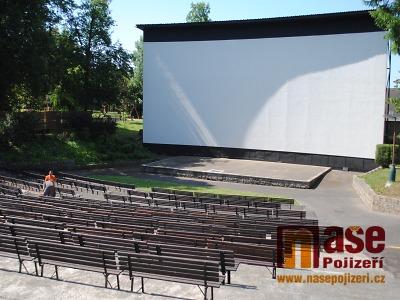 Červencová nabídka kin Sféra a letního v Turnově