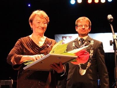 Starosta Turnova udělil medaile, cenu obce a čestné občanství