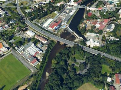 V Turnově začne oprava mostu přes Jizeru