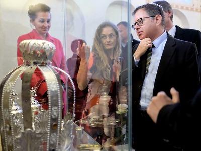 Turnov navštívil velvyslanec Izraele Daniel Meron