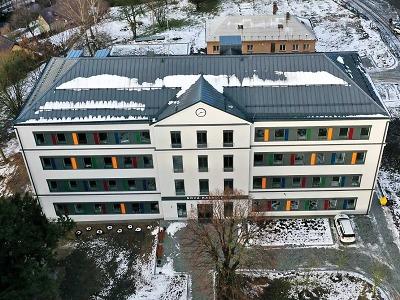 Nová turnovská radnice soutěží o Stavbu roku 2019