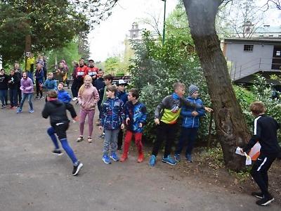 Přebor 5. tříd v orientačním běhu pořádali v Turnově