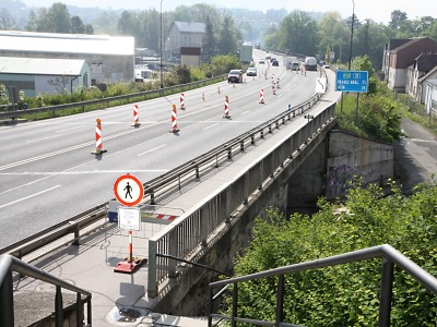 Oprava mostu v Turnově pokračuje, hotovo bude na konci prázdnin