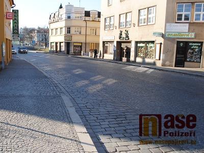 V turnovské Palackého ulici začnou od března dopravní omezení