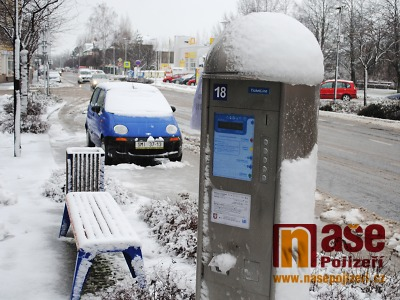 V Nádražní ulici v Turnově se od 2. ledna vybírá parkovné
