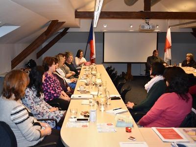 Poskytovatelé sociálních služeb společně diskutovali v Turnově