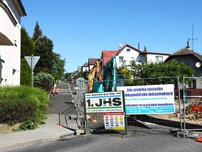 Ulice Boženy Němcové v Turnově se také dočká kompletní rekonstrukce