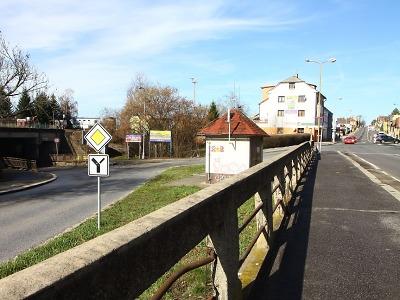 Rekonstrukce Nádražní ulice v Turnově přinese uzavírky a objížďky