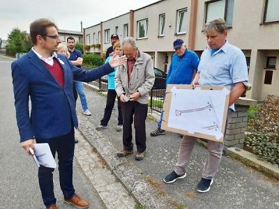 Turnov čeká rekonstrukce ulic Mírová, Čistá, Achátová i Na Osadě