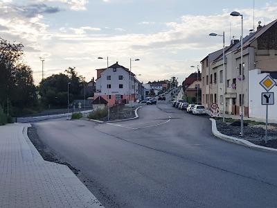 Stavební práce v Turnově se opět přesunou k viaduktu