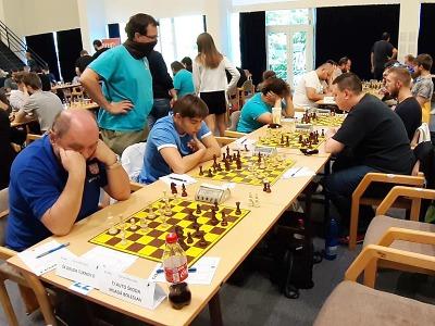 Úspěch turnovských šachistů na šampionátu čtyřčlenných družstev