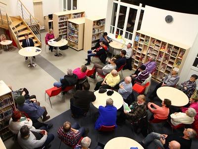 Proběhlo setkání starosty s občany Turnova II