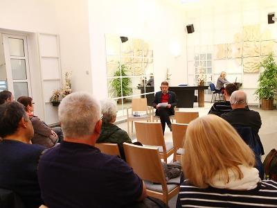 Starosta Turnova se setkal s občany z centra města