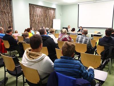 Starosta Turnova uzavřel sérii setkání s obyvateli v Dolánkách
